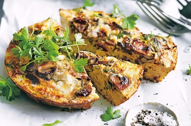 Mushroom_and_cauliflower_frittata