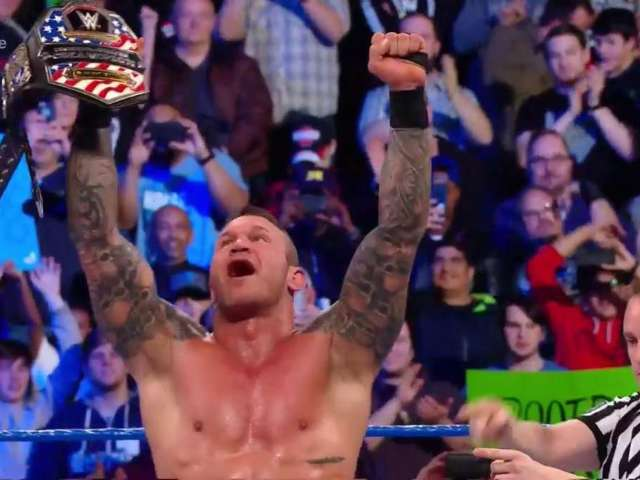Randy Orton Captures U.S. Title at WWE Fastlane