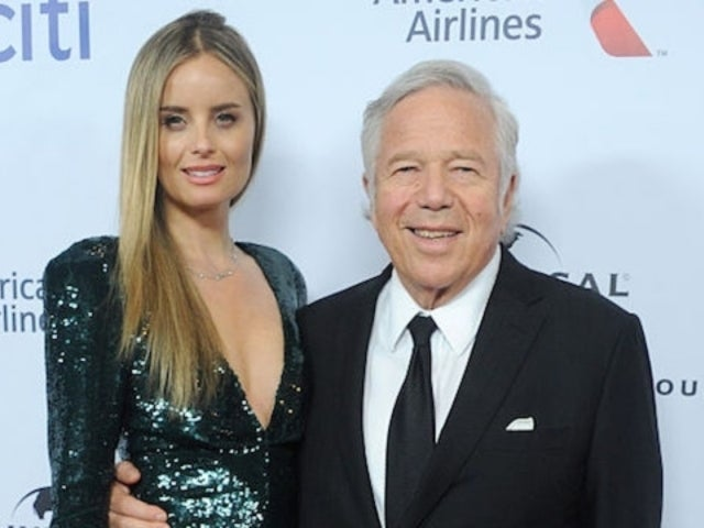 Patriots Owner Robert Kraft Welcomed Baby With 38-Year-Old Girlfriend Secretly Last Fall, Denies Paternity