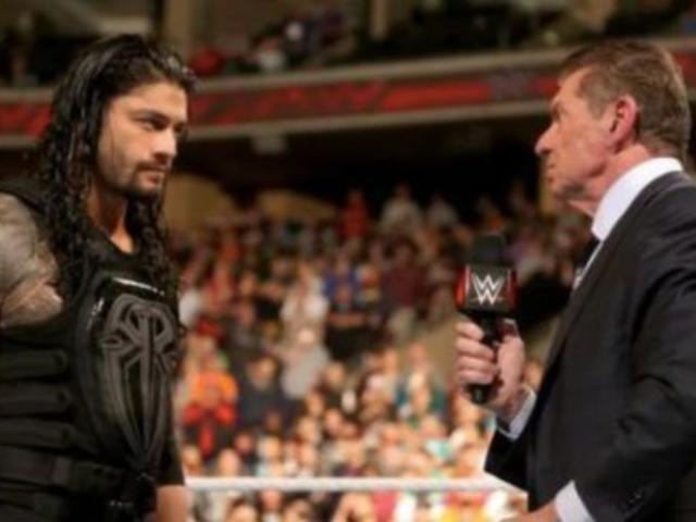 WWE Reportedly Making Backup Plans If Roman Reigns Damaged by Steroid Case