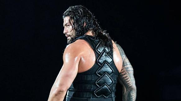 Roman Reigns Hilk Hogan WrestleMania wwe