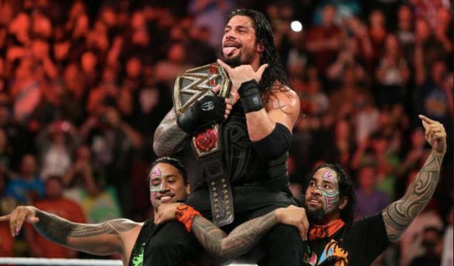 roman reigns usos heel turn wwe