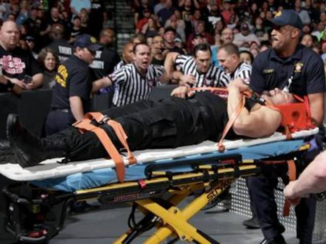 WWE Hints at Roman Reigns Injury