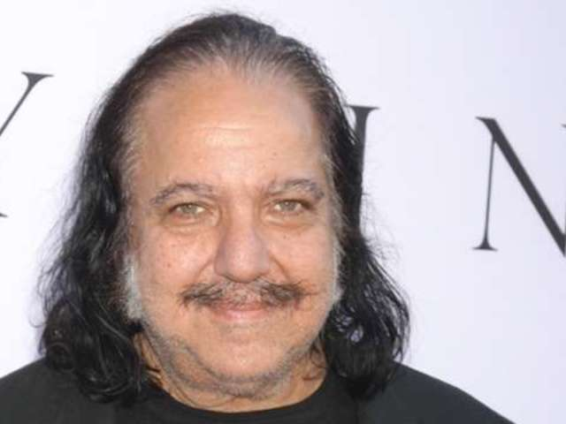 Adult Film Star Ron Jeremy Sued for Sexual Assault in Washington State