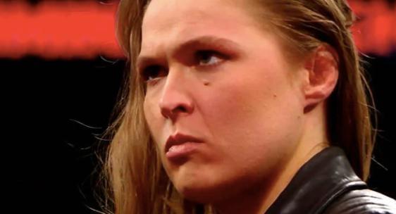 Ronda Rousey RAW Spoiler WWE