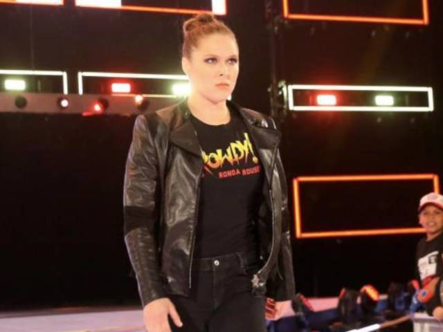 Ronda Rousey Will Be at Every RAW Before WrestleMania