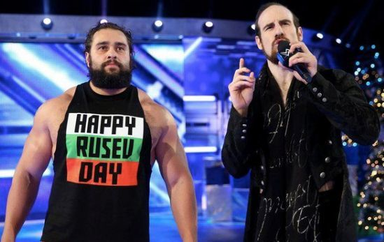 Rusev WrestleMania 34 Us Championship