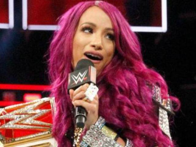 Sasha Banks Sidelined With Injury From WWE Mixed Match Challenge