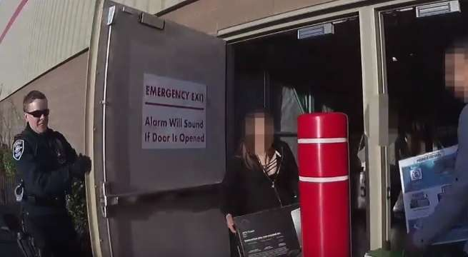 Seattle Costco thieves