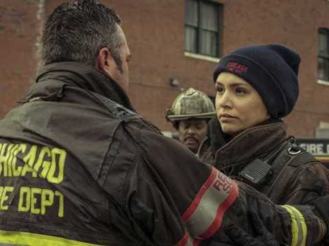 'Chicago Fire' Fans Want Kelly and Stella to 'Kiss Already'