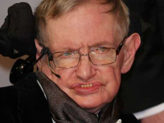 Celebrities Pay Tribute to Stephen Hawking After His Death