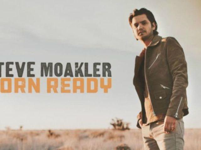 Exclusive: Steve Moakler Discusses Unique Origin of New Single 'Born Ready'