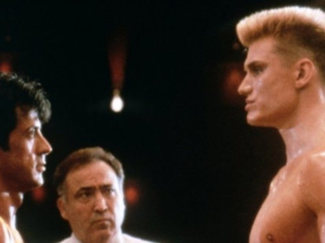 'Creed 2' Fans Catch First Glimpse of Ivan Drago Training