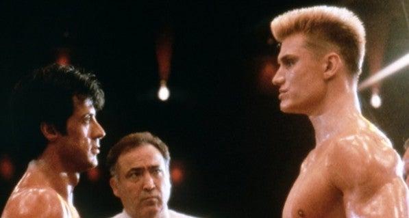 Sylvester Stallone - Dolph Lundgren - Rocky 4 - IMDB