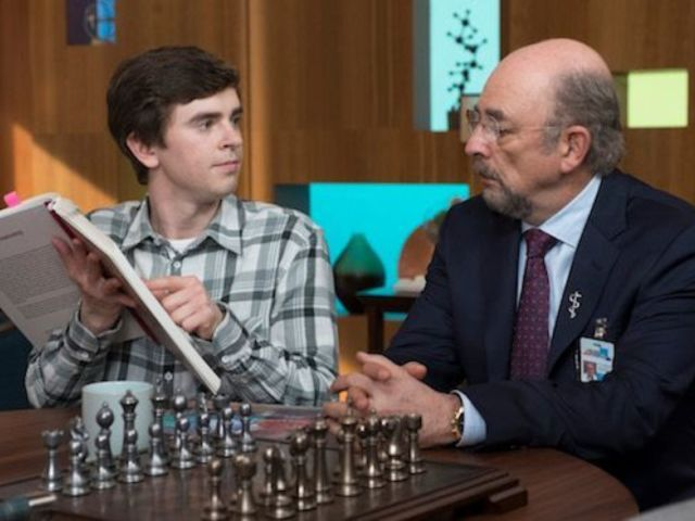 'The Good Doctor' Finale: See Shaun's Reaction to Glassman's Diagnosis