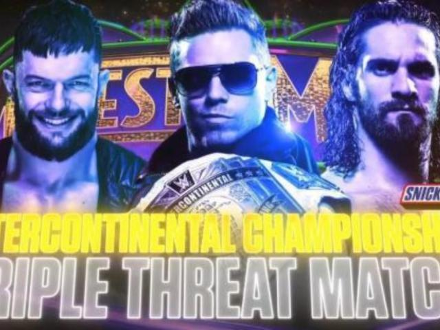 Advertisement May Have Spoiled WrestleMania 34's Intercontinental Championship Match