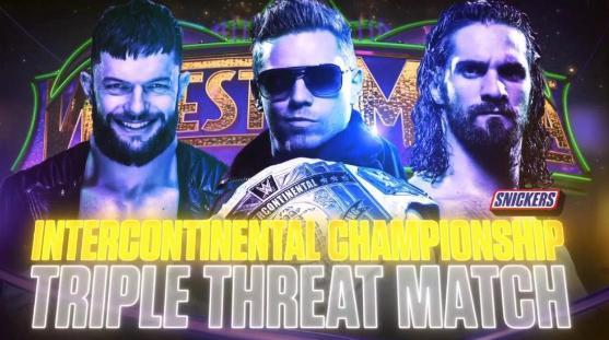 WrestleMania spoiler wwe rollins miz balor