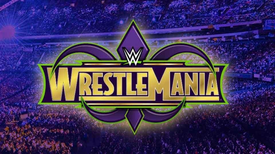 WrestleManiaLogoBannedMoves
