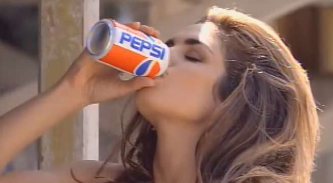 1990s commercials cindy crawford