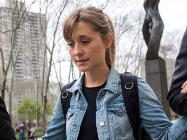 'Smallville' Star Allison Mack Apologizes to People She Hurt Through NXIVM Cult Ahead of Sentencing