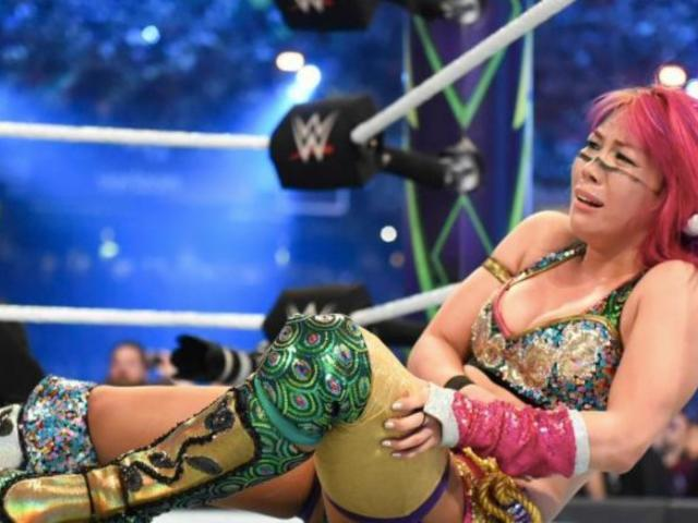 WWE Reportedly Banned Asuka's Signature Move for WrestleMania Match