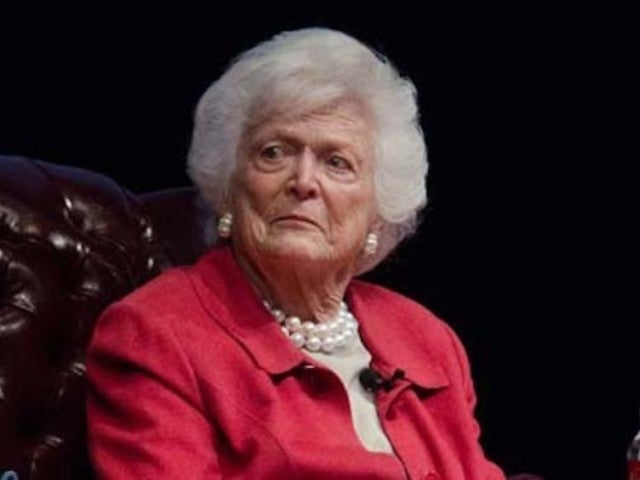 Barbara Bush Allegedly Blamed Heart Issues on Donald Trump