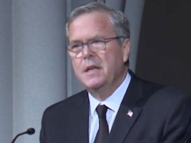 Jeb Bush Reveals Mother Barbara's Thoughts About Dying
