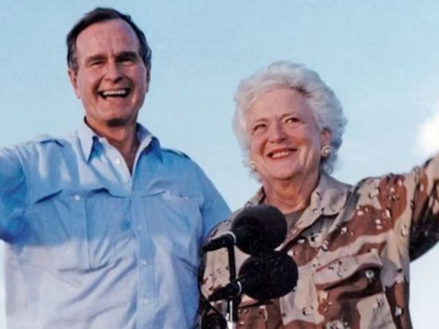 George H.W. Bush and Wife Barbara Continually Mourned Death of 3-Year-Old Daughter