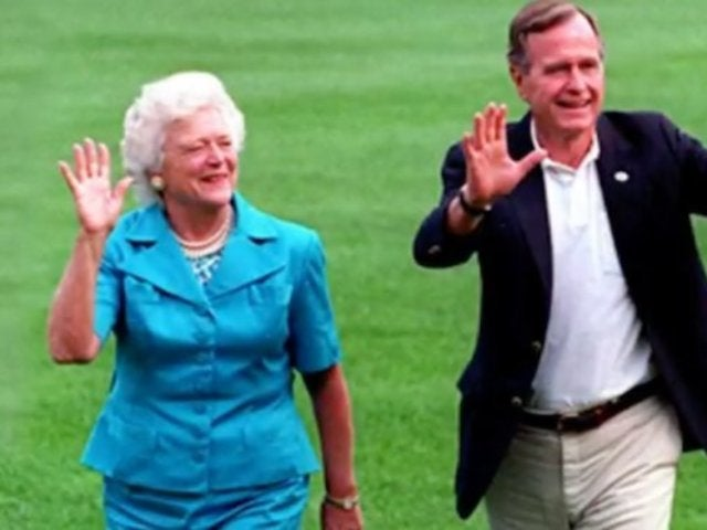 George H.W. Bush's Hospitalization Could Be Due to Broken Heart Syndrome