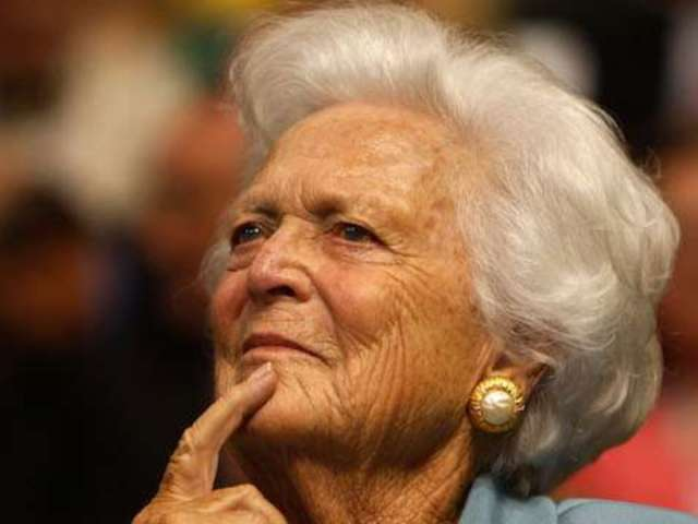 Former First Lady Barbara Bush Revealed She Once Considered Suicide Amid Depression Battle