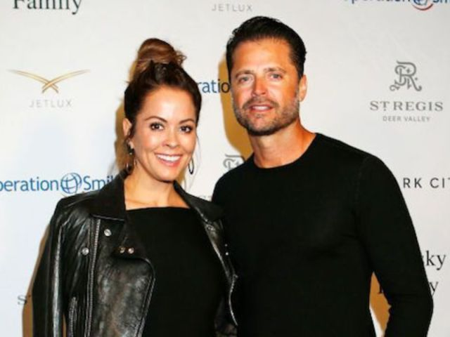 Brooke Burke Opens up About Divorcing David Charvet: 'This Is a Positive Change'