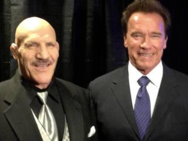 Arnold Schwarzenegger Remembers Bruno Sammartino