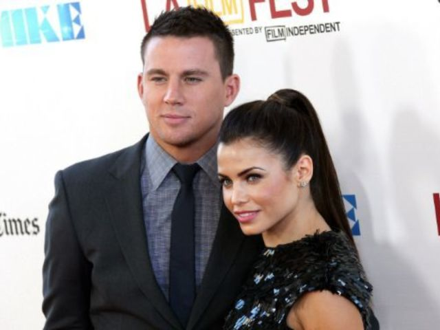 Jenna Dewan and Channing Tatum Reunite for First Time Since Split