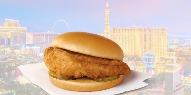 ChikFilA Las Vegas