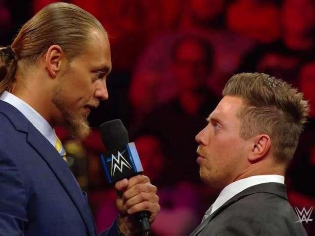 Big Cass Interrupts MizTV, Runs Down Daniel Bryan in Epic Fashion