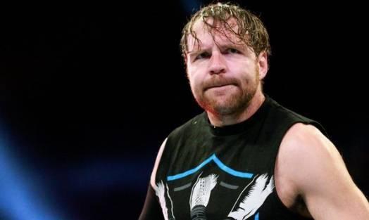 Dean Ambrose update wwe