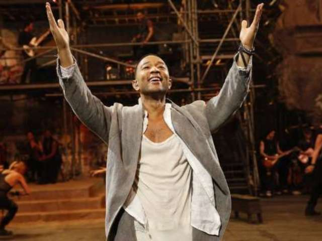 'Jesus Christ Superstar Live' Viewers in Awe of Production's Last Scene