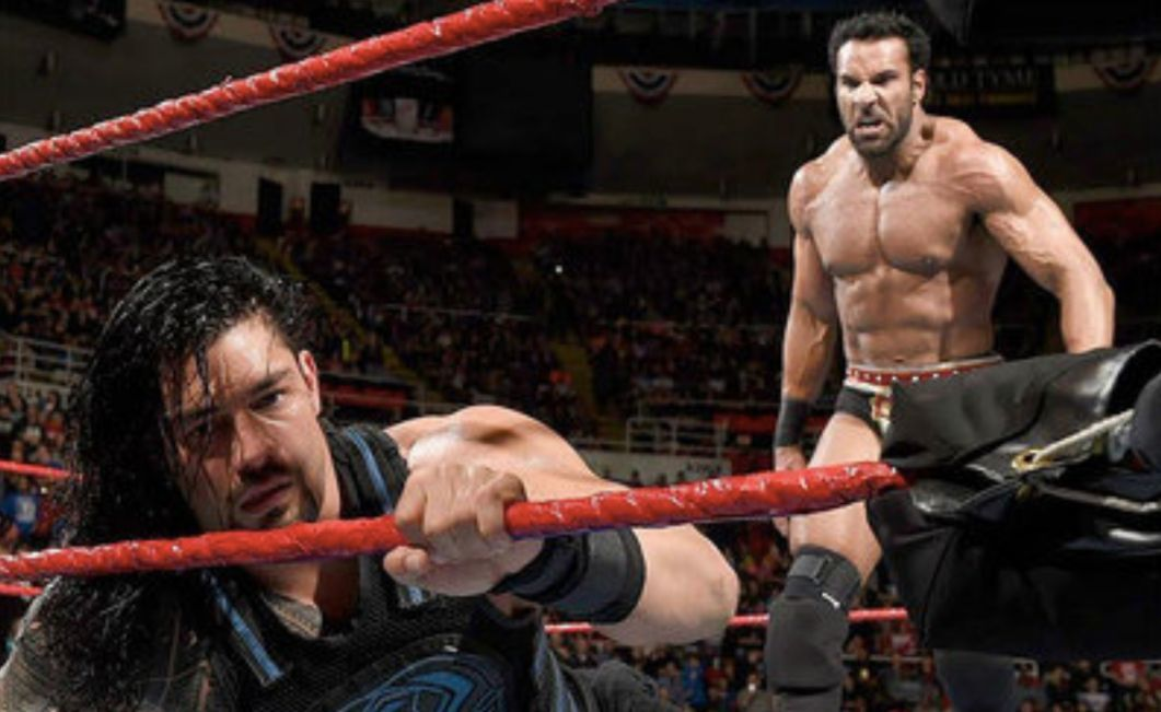 Jinder Mahal Roman Reigns Save WWE future