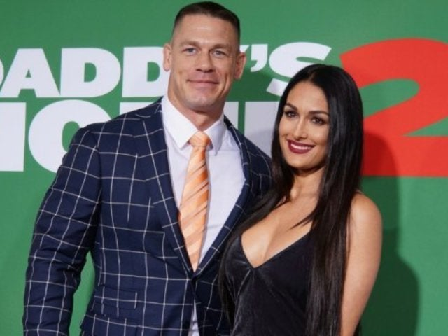 Nikki Bella Congratulates Ex-Fiance John Cena on His Marriage to Shay Shariatzadeh
