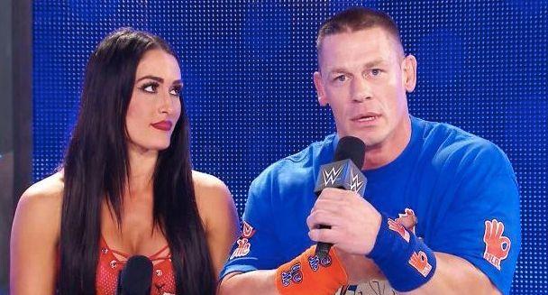 John Cena Nikki Bella Break Up