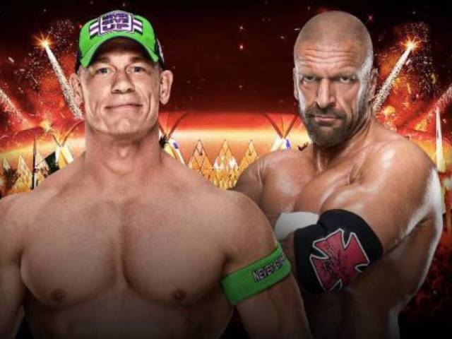 John Cena vs. Triple H to Open Greatest Royal Rumble