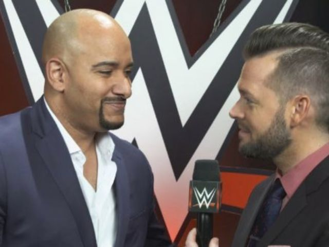 Jonathan Coachman Off Raw Announce Team