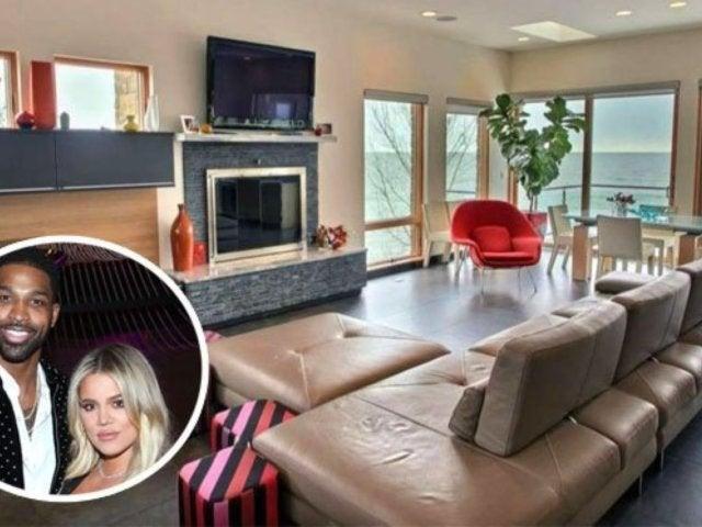 Inside Khloe Kardashian and Tristan Thompson's Ohio Lakefront Mansion