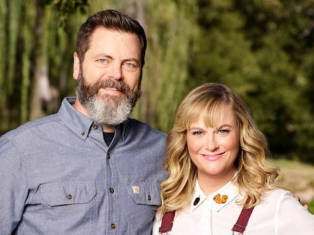 Amy Poehler Open to 'Parks and Rec' Reunion: 'Hopefully on Ice'