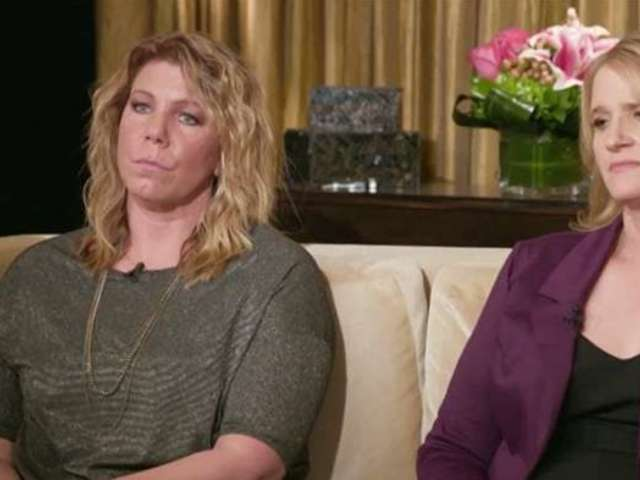 Meri Brown Breaks Down Over Marriage Issues on 'Sister Wives' Tell-All