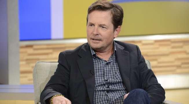 Michael J Fox GMA