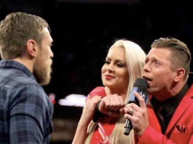 The Miz and Daniel Bryan Reignite Rivalry with Twitter Spat