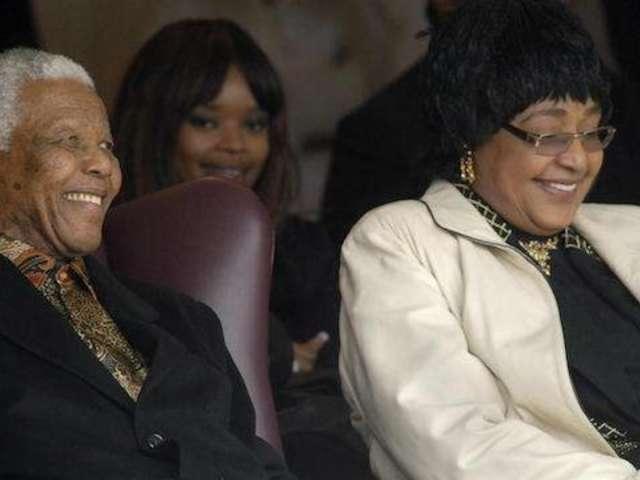Nelson Mandela's Former Wife Winnie Dies at 81