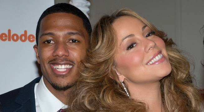 nick-cannon-mariah-carey_Everett Collection : Shutterstockco