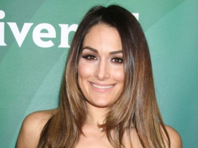 Nikki Bella Shows off Her Baby Bump Following Pregnancy Reveal